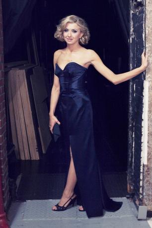 Nina Arianda: Tony Hot Shots From Vogue