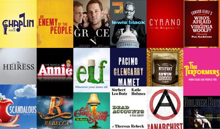 Broadway Fall 2012