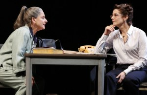 "Patti LuPone and Debra Winger in David Mamet's ""The Anarchist"" on Broadway got reviews that will be difficult for the production to quote."