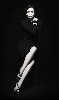 Emilia Clarke as Holly Golightly in the new Broadway adaptation of Truman Capote's Breakfast At Tiffanys