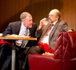 John C McGinley and Richard Schiff