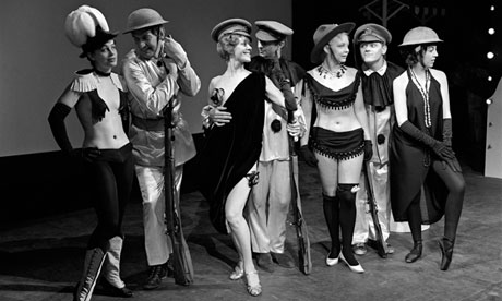 1963 production of Oh! What a Lovely War