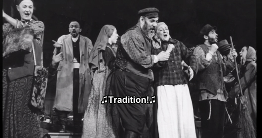"Though the major of Broadway composers throughout the twentieth century were Jewish, it wasn't until 1964 that any of them created a musical specifically about Jews, ""Fiddler on the Roof."" Even then, says lyricist Sheldon Harnick, ""many people said 'oh you're so brave.'"""