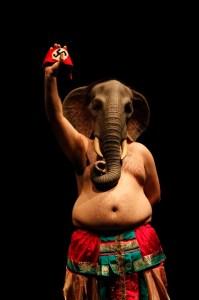 Ganesh versus the Third Reich