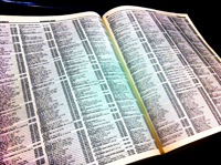 telephonebook