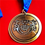 Theater Hall of Fame medallion