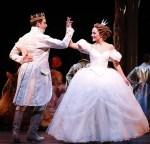Cinderella on Broadway starring Santino Fontana and Laura Osnes
