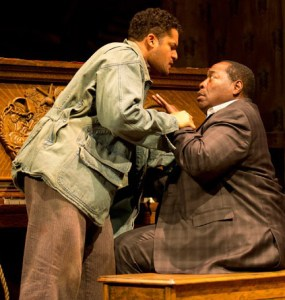 The revival of August Wilson's The Piano Lesson at the Signature received the most nominations in the 2013 Lucille Lortel Awards for Off-Broadway