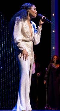 Valisia LeKae as Diana Ross