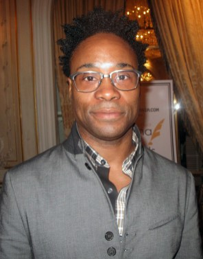 Billy Porter, performer, now playwright