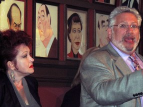 Cyndi Lauper and Harvey Fierstein, Kinky Boots