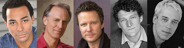 Best Featured Actor Musical Nominees: Charl Brown, Keith Carradine, Will Chase, Gabriel Ebert, Terrence Mann