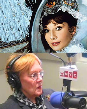 My Fair Lady featured Audrey Hepburn's face, and Marni Nixon's voice