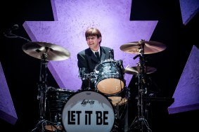 Luke Roberts as Ringo Starr