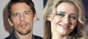 Ethan Hawke and Anne-Marie Duff
