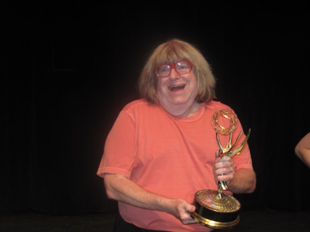 Bruce Vilanch in Rubble