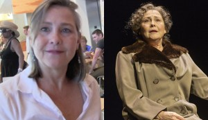 Cherry Jones as Amanda