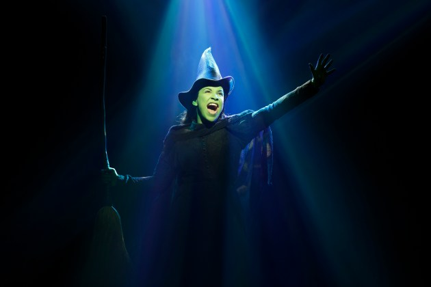Wicked Gershwin Theatre