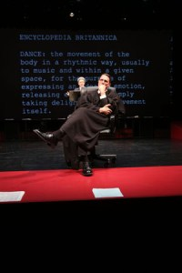 Arguendo at the Public Theater, a play based on a Supreme Court case about public nudity