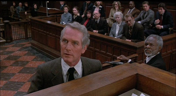 The Verdict, a movie starring Paul Newman, written by David Mamet. Would this make a good Broadway play?