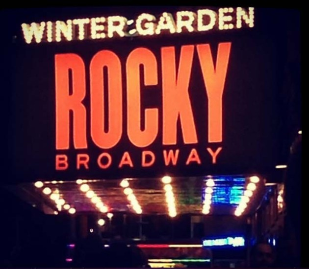 Rocky Marquee