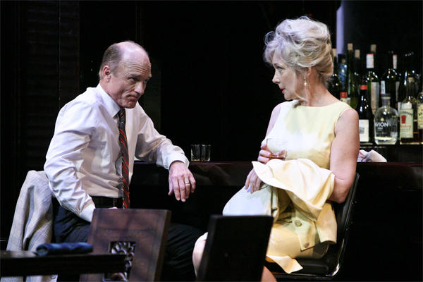 Ed Harris, Glenne Headly in The Jacksonians