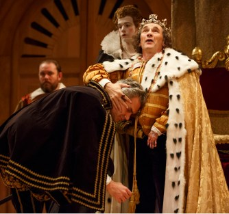 Mark Rylance's all-male Richard III on Broadway