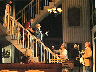 August: Osage County, the play on Broadway