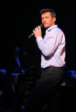 """Hugh Jackman: Back on Broadway"" in 2011"