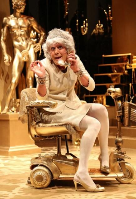 Paul Soileau as Queen