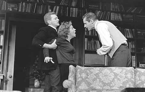 Who's Afraid of Virginia Woolf - Uta Hagen, Arthur Hill, George Grizzard