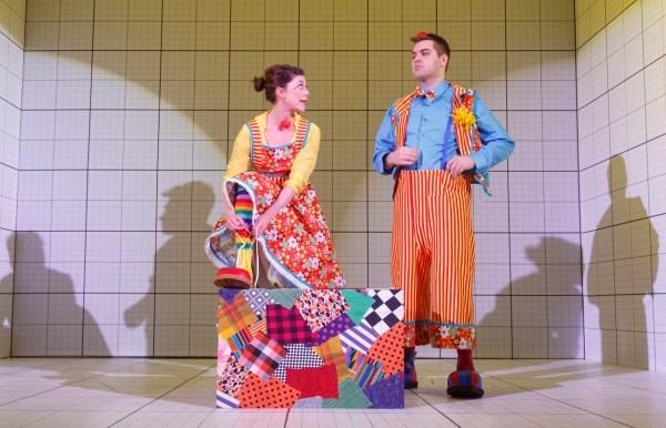 Love and Information Minetta Lane Theatre