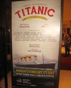 TitanicatLincolnCenter