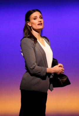 Idina Menzel in Broadway musical If/Then