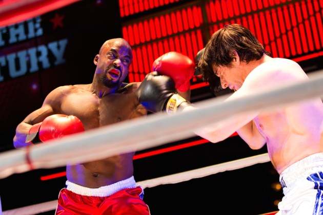 Rocky 11 Terence Archie and Andy Karl