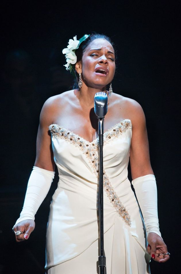 Audra McDonald in Lady Day at the Emerson Bar and Grill