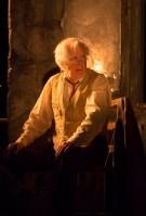 Gary Lilburn as the Doctor