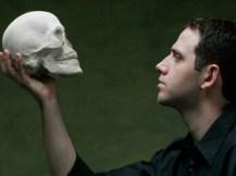 Fontana played Hamlet at age 23