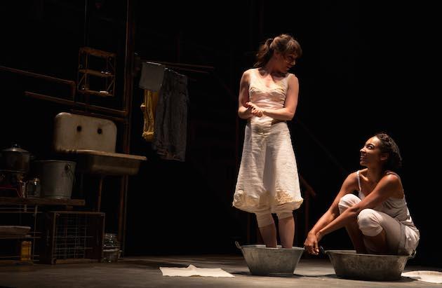 Civil rights interracial theatre plays