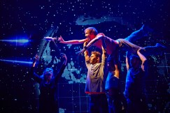 Curious Incident of the Dog in the Night-Time, on Broadway