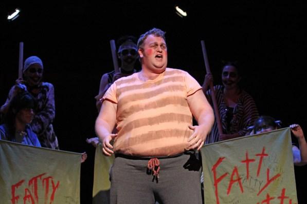 Fatty Fatty No Friends at the Fringe