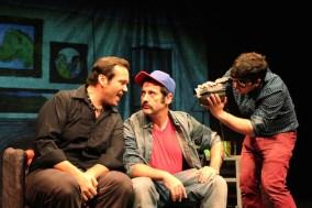 Erik DeCicco, Jeff Essex, Michael Armstrong-Barr in Jump Man