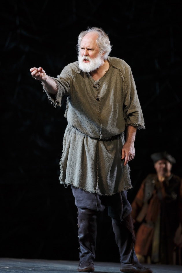King Lear Delacorte Theater
