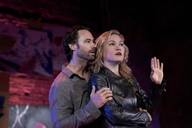 Phoenix The Play 2014 Julia Stiles James Wirt