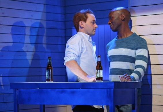 Scene 4 Drinks and Desire: Jesse Pennington and Phillip James Brannon
