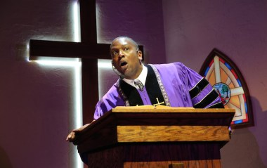 Scene 2: Dreamin in Church: Lance Coadie Williams