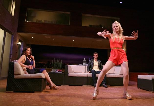Money Shot, The Lucille Lortel Theatre