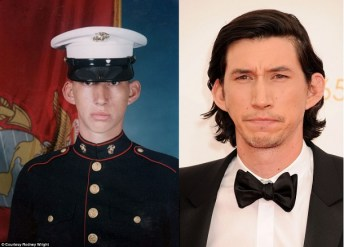 Adam Driver, from trooper to trouper