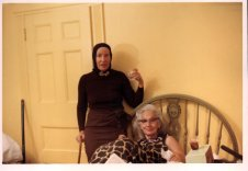 The real Edith and Edie Beale