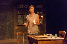 Cush Jumbo in The River